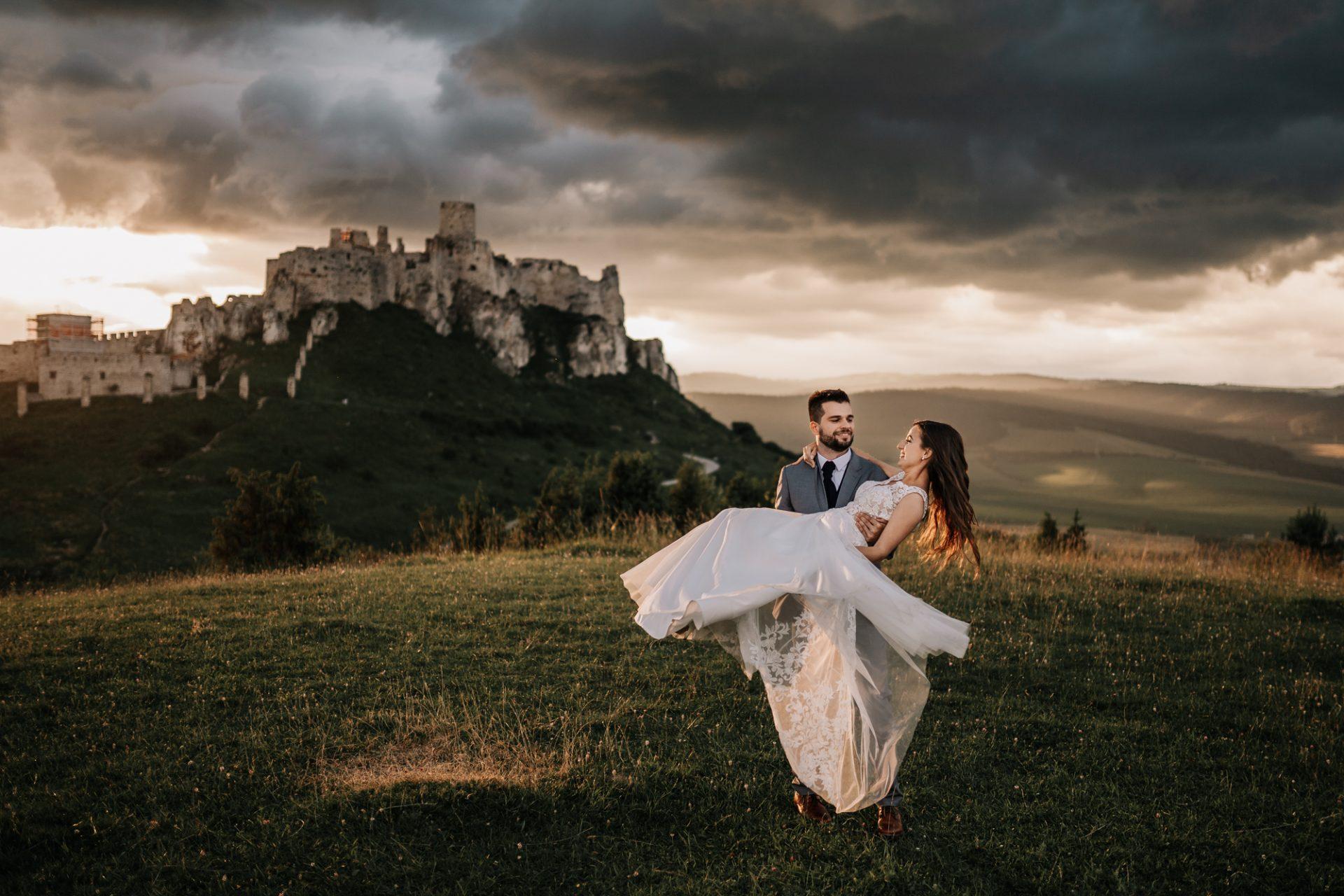 Svadobny príbeh Spiš